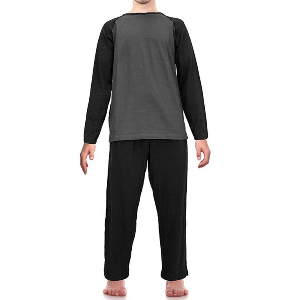 Men Long Sleeve Pajama Manufacturer-Supplier Thygesen Textile Vietnam