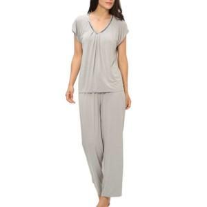 V Neck Pajama Manufacturer-Supplier Thygesen Textile Vietnam