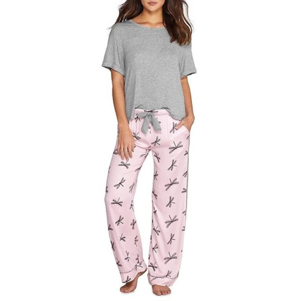 Women Crew Neck Pajama Manufacturer-Supplier Thygesen Textile Vietnam