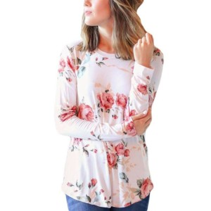 Women Floral T-Shirt Manufacturer-Supplier Thygesen Textile Vietnam