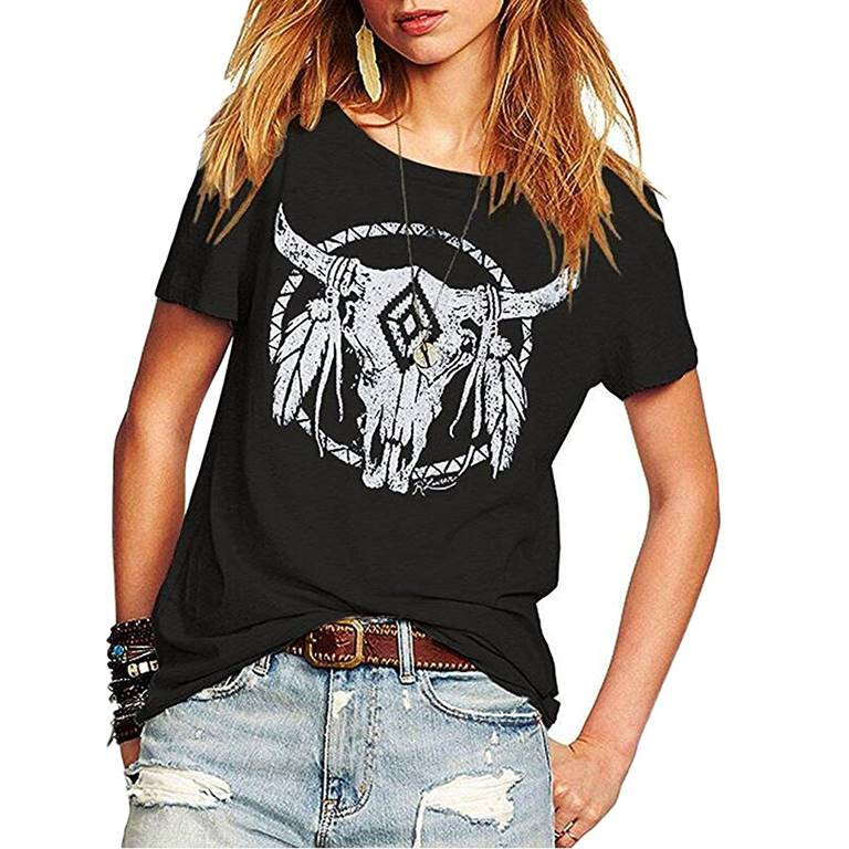Women Graphic T-shirt Manufacturer-Supplier Thygesen Textile Vietnam