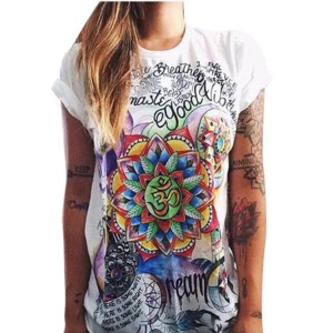 Women Graphic T-shirt Manufacturer-Supplier Thygesen Textile Vietnam