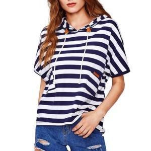Women Hooded T-shirt Manufacturer-Supplier Thygesen Textile Vietnam