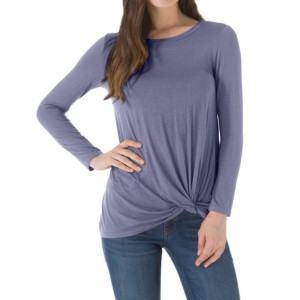 Women O-Neck T-shirt Manufacturer-Supplier Thygesen Textile Vietnam