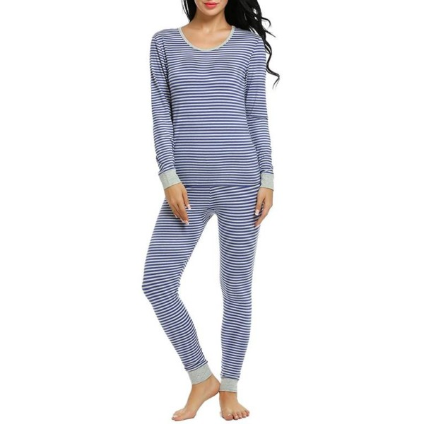 Women Striped Pajama Manufacturer-Supplier Thygesen Textile Vietnam