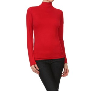 Women Turtle Neck T-Shirt Manufacturer-Supplier Thygesen Textile Vietnam