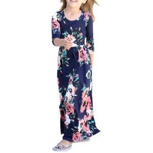 Girls Maxi Dress Manufacturer-Supplier Thygesen Textile Vietnam