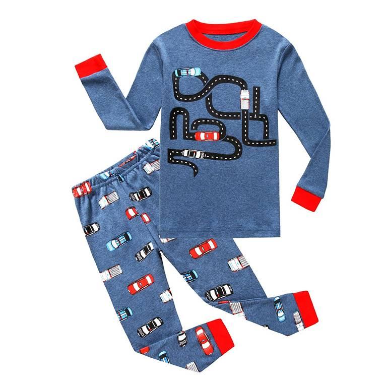 Kids Car Pajama Manufacturer-Supplier Thygesen Textile Vietnam