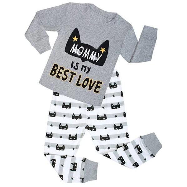 Kids Crew Neck Pajama Manufacturer-Supplier Thygesen Textile Vietnam