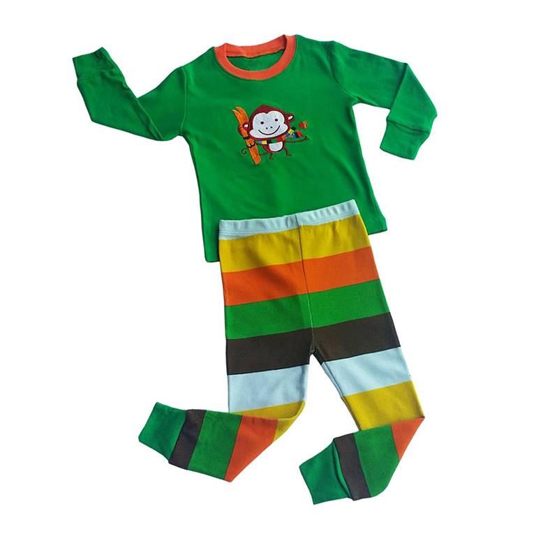 Kids Graphic Pajama Manufacturer-Supplier Thygesen Textile Vietnam