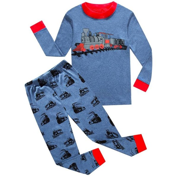 Kids Long Sleeve Pajama Manufacturer-Supplier Thygesen Textile Vietnam