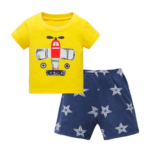 Kids Short Sleeve Pajama Manufacturer-Supplier Thygesen Textile Vietnam