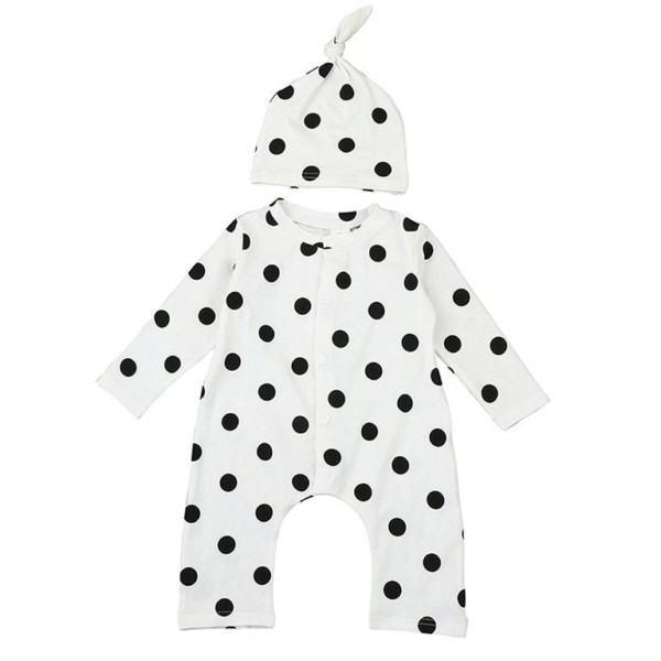 Polka Dot Jumpsuit Manufacturer-Supplier Thygesen Textile Vietnam