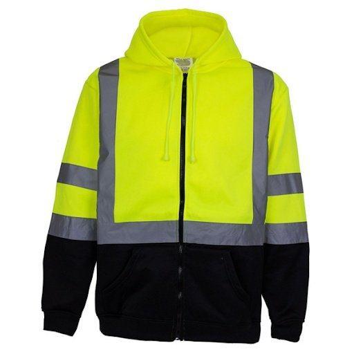 workwear-manufacturer-reflective jacket