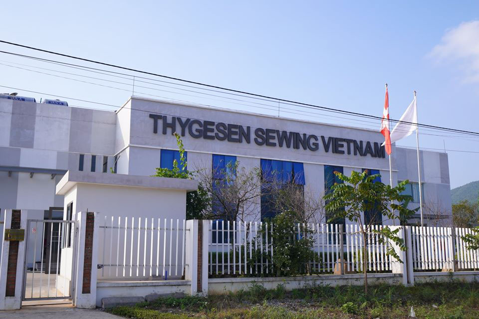 Thygesen's One-Stop-Shop service