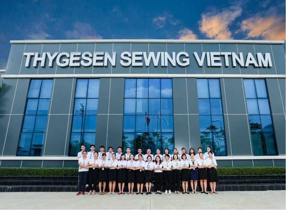 Thygesen Textile Vietnam - Vietnam clothing manufacturer