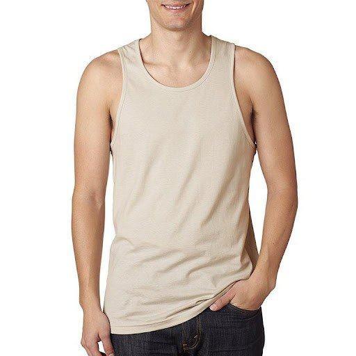 cotton elastane tank top