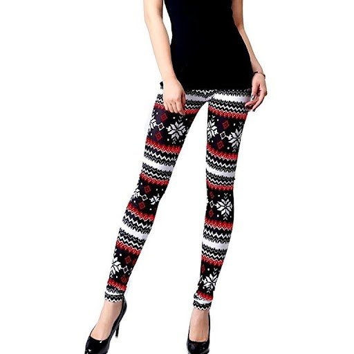 elastane polyester legging