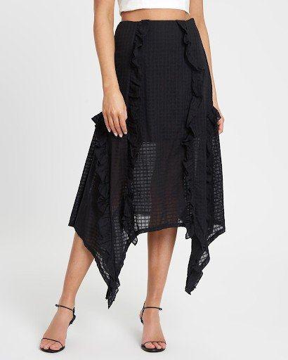 handkerchief-skirt