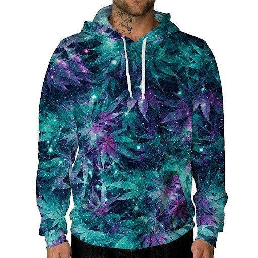 polyamide blended hoodie